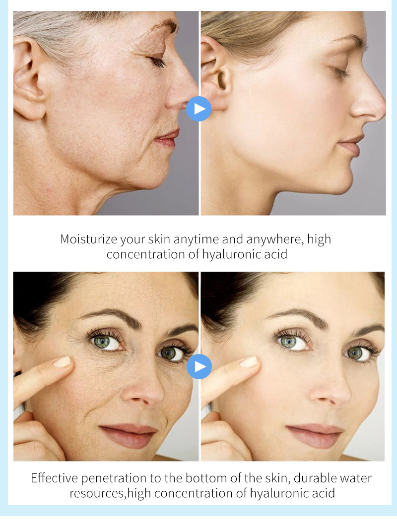 VENZEN Hyaluronic Acid Moisturizing Face Serum 3