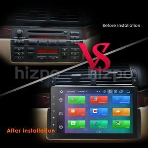 "Image 5 - DSP 9""Screen Android 9.0 Car Radio for BMW E46 M3 318i 320i 325i MirrorLink No DVD auto multimedia Stereo Navi RDS DVR SWC BT SD"