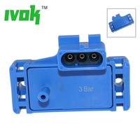 Tipo mais novo 12223861 213-1562 16040749 23528418 3 bar (3 barra) turbo boost mapa sensor detroit diesel