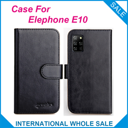 На Алиэкспресс купить чехол для смартфона elephone e10 case 6 colors flip slots leather wallet cases for elephone e10 cover slots phone bag credit card