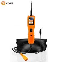 KM10 Auto Circuit Tester Automotive Scanner Integrierte Power Diagnose werkzeug 12V 24V auto Elektrische Strom Spannung Test