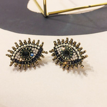 new style fashion retro dangle drop earrings vintage Angelas Eyes for women brincos jewelry
