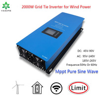 Venta https://ae01.alicdn.com/kf/Hf7643d90c32048c8ba845ad15a830c2eb/Inversor de red de energía eólica de 2000W con controlador de carga de descarga limitador interno.jpg