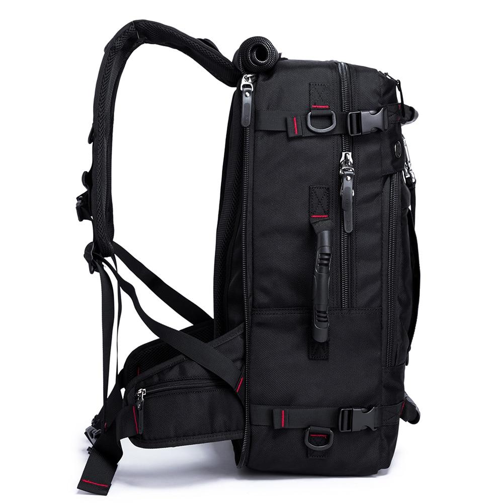 KAKA Men Backpack Travel Bag Large Capacity Versatile Utility Mountaineering Mul