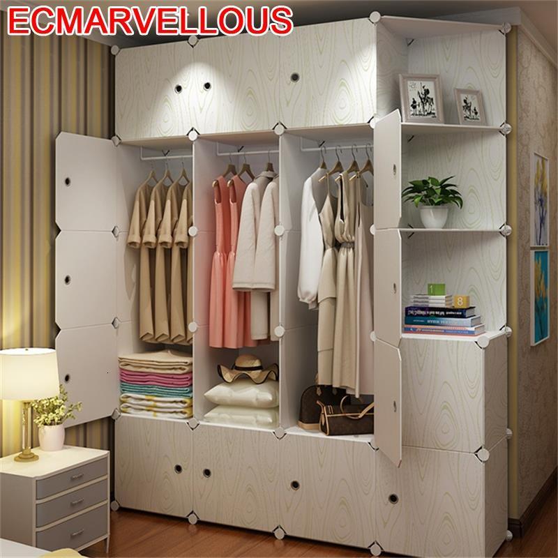 Armadio Guardaroba Armario Tela Ropero Mobilya Placard Rangement Bedroom Furniture font b Closet b font Mueble