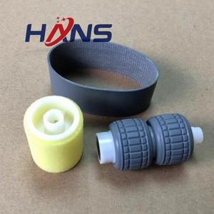 Image 2 - new pick up roller set compatible for Kyocera KM3500/4500i/5500i/4501/5501/3501 copier ADF pickup roller laser part 3pc/set 1set