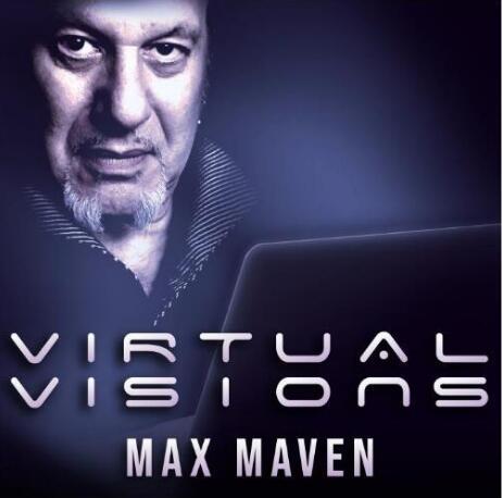 Virtual Visions by Max Maven ,Magic Trick
