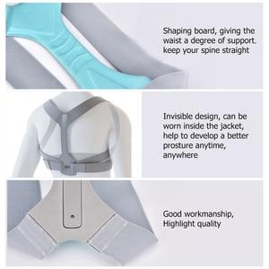 Image 5 - Brace Support Belt Adjustable Back Posture Corrector Clavicle Spine Back Shoulder Lumbar Posture Correction