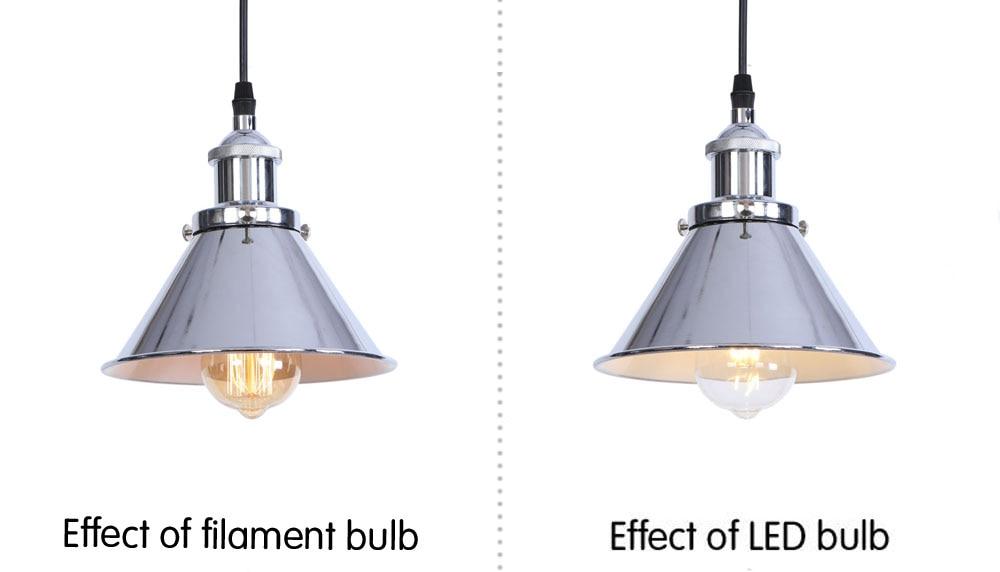 D0032铬色 钨丝LED对比图(英文版)
