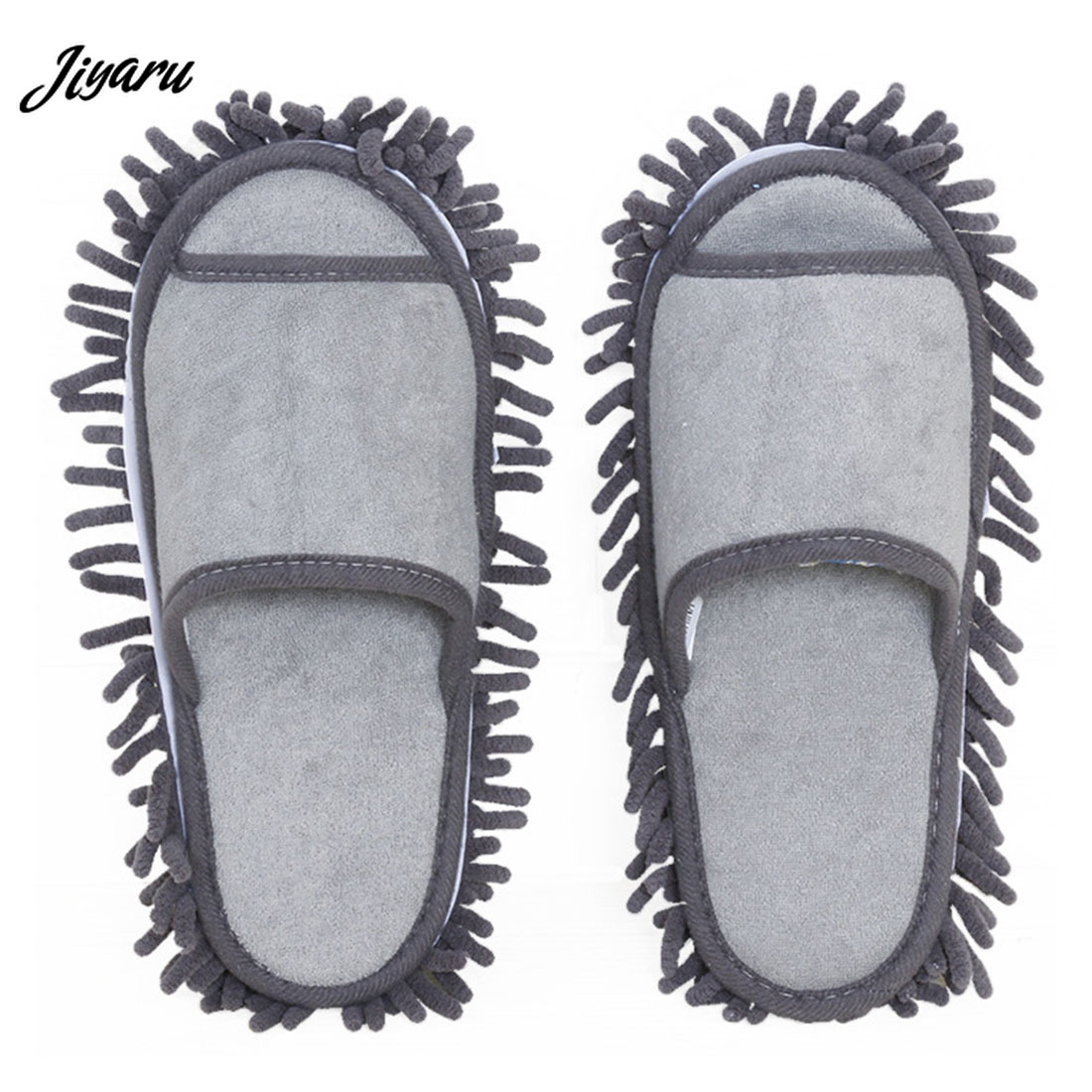 New Floor Cleaning Slippers Soft Home