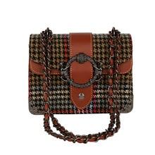 JIULIN Ladies Handbag Shoulder-Bag Anti-Theft Women Small Bolsa-Feminina New-Brand