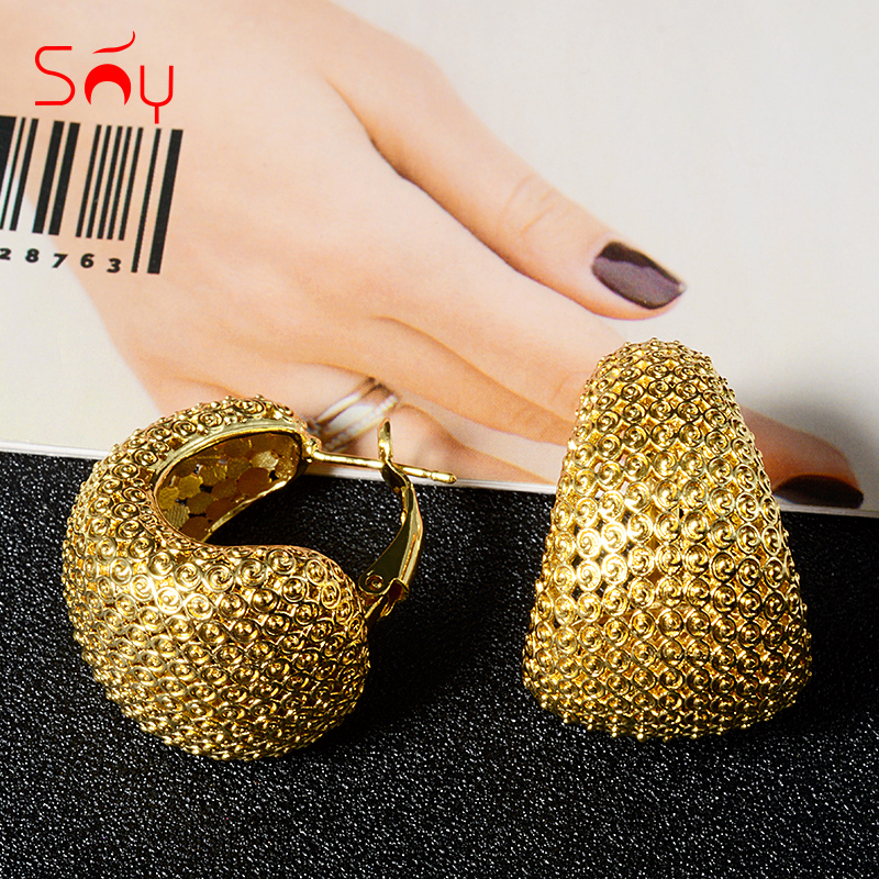 Sunny Jewelry Fashion Jewelry 2020 New Design Clip Earrings For Women High Quality Classic Jewelry For Daily Wear Anniversary