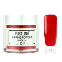 New 6 COLORS Nail Infiltration Powder Acrylic Nail Art Dipping Powder Nail Glitter Extension Dipping Shiny Powder B