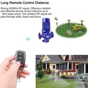 Image 4 - Kebidu 433mhz controle remoto inteligente controlador elétrico para a substituição da porta da garagem cloner atacado