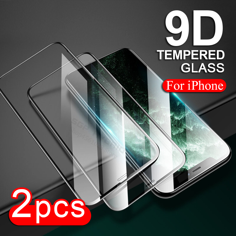 Protective Glass On The For Aifon Iphone Xr Glass Iphonexr 11 Pro Xs Max X Tremp Safety Glass I Phone 8 7 6 Plus 5s Armored Film