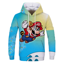 Осень% 2FWinter Men% 27s New Hoodie Game Life 3D Printing Cross-border Fashion Casual Cool Long Sleeve Hoodie