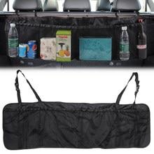Sac de siège arrière de coffre de voiture universel, pour Suzuki SX4 SWIFT Alto Liane Grand Vitara jimny s-cross spcia Splash Kizashi Wagon R