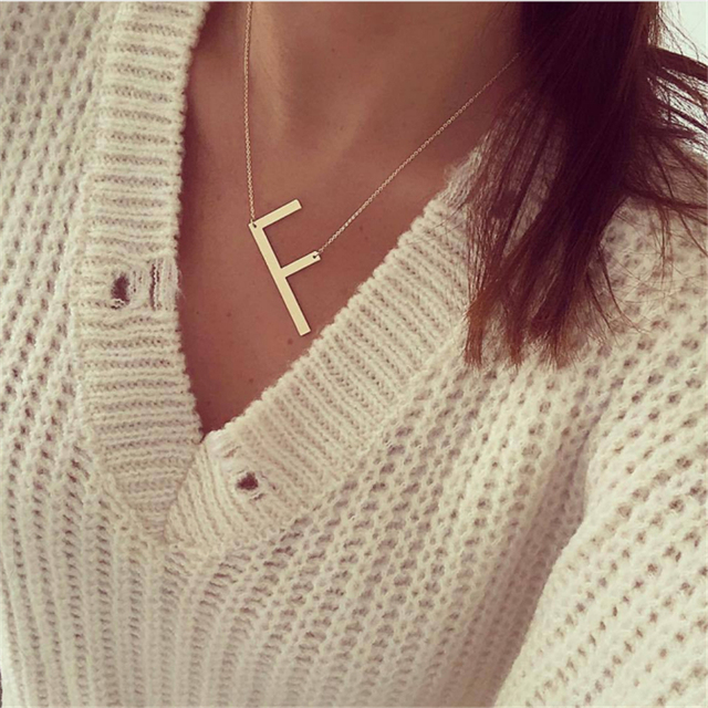 A to Z Necklace - 26 1