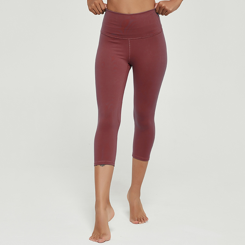 Cardism Women's Yoga Pants High Waist Sports Leggings  For Fitness Clothing Push Up Calf-Length Running Sweatpants Women Pants 2