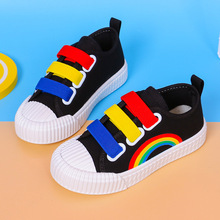 children kids shoes for girls boys canvas rubber kids sport