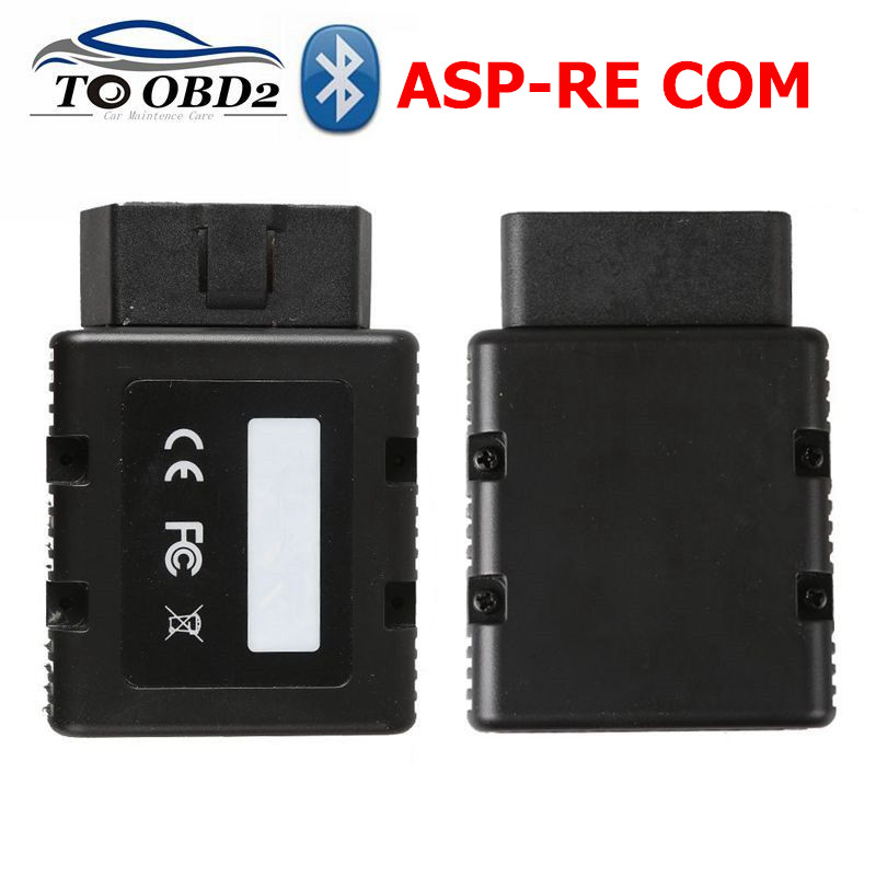 Newest For Renault-COM Bluetooth OBD2 Car Scanner For Renault COM Diagnostic And Programming Tool As Can Clip