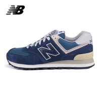 Original NEW BALANCE 2019 Classic Authentic Men and Women Uinsex Shoes Retro Outdoor Running Casual Fashion Shoes ML574VG/VN/VB