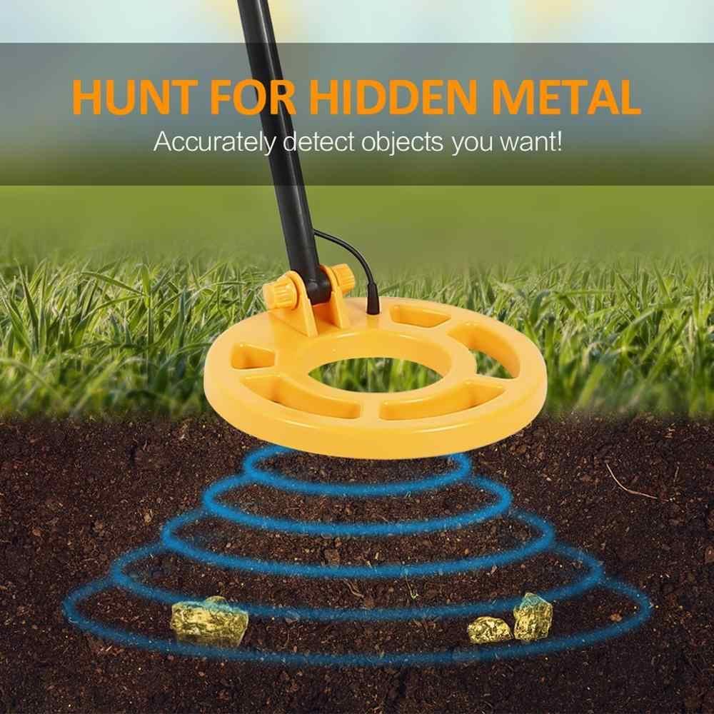 MD5050 подземный металлоискатель Высокая чувствительность ЖК-дисплей экран поиск золотоискатель Охотник за сокровищами искатель сканер