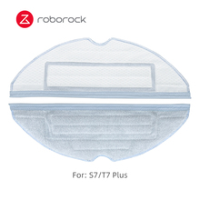 Roborock Mopping Cloth × 2 for Roborock S7 T7 Plus Robot Vacuum cheap CN(Origin) Mop Cloths Vacuum Cleaner Parts