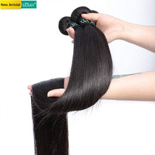 Hair-Bundles Sexay Weave-Extensions Natural-Color Straight Bone 28inch