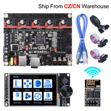 BIGTREETECH SKR V 1,4 Turbo + TFT35 V3.0 + Wifi 3D Drucker Teile TMC2209 TMC2208 Für CR-10 Ender3 Upgrade Control board DIY Kit