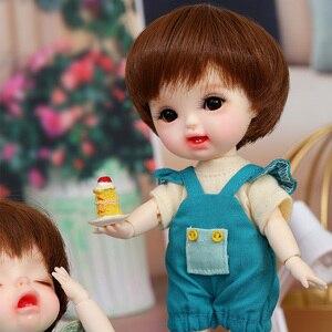 Image 1 - Daisy 1/8 Secretdoll Dollbom BJD SD Doll Body Model Baby Girls Boys High Quality Toys Shop Resin Figures Irrealdoll