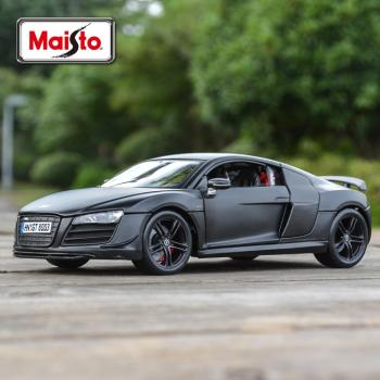Maisto 1:18 Audi R8 GT Static Die Cast Vehicles Collectible Model Car Toys image