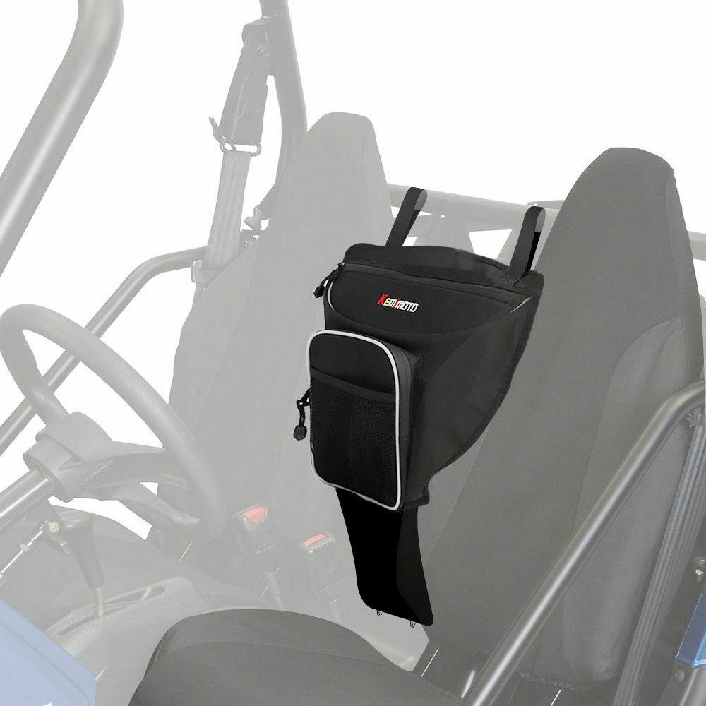 KEMiMOTO Cab Pack Holder Center Storage Bag UTV for Polaris Ranger RZR 4 800 570 1000 XP 900