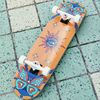 Maple Professional Skateboard Action Accessories Skateboard For Adults Longboard Deck Patinetas De Skate Entertainment BS50BM
