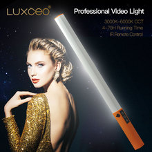 цена на USB Rechargeable Photography Lamp Stick Portable Handheld LED Video Light Adjustable Ice Camera Video Light with Remote Control