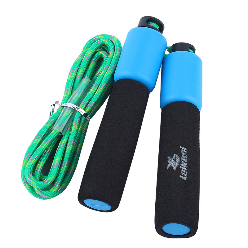 Manufacturers Direct Selling Rex Jump Rope Exam Fitness Only Genuine Product Cotton Binder Bearing Sports Test Jump Rope
