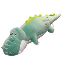 Simulation Crocodile Cute Plush Toy Stuffed Animals Plushies Toys Kawaii Soft Plushie for Children AP