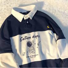 2021 Summer oversize Hoodie women's letter printed Sweatshirt loose fashion polo shirt Fashionable women's Spring sweatshirt