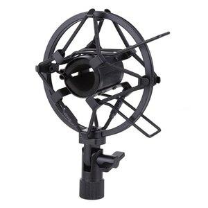 Image 1 - Metalen Shockmonut Studio Opname Microfoon Shock Mount Spider Mic Houder Clip