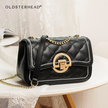 Fashion Women's Leather Shoulder Bag Designer Ladies Small Cross-body Bag Valentine's Day Female Mini Flap Bag Mother's Day Gift