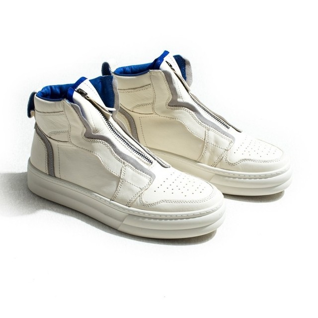 Trainers Genuine Leather Shoes