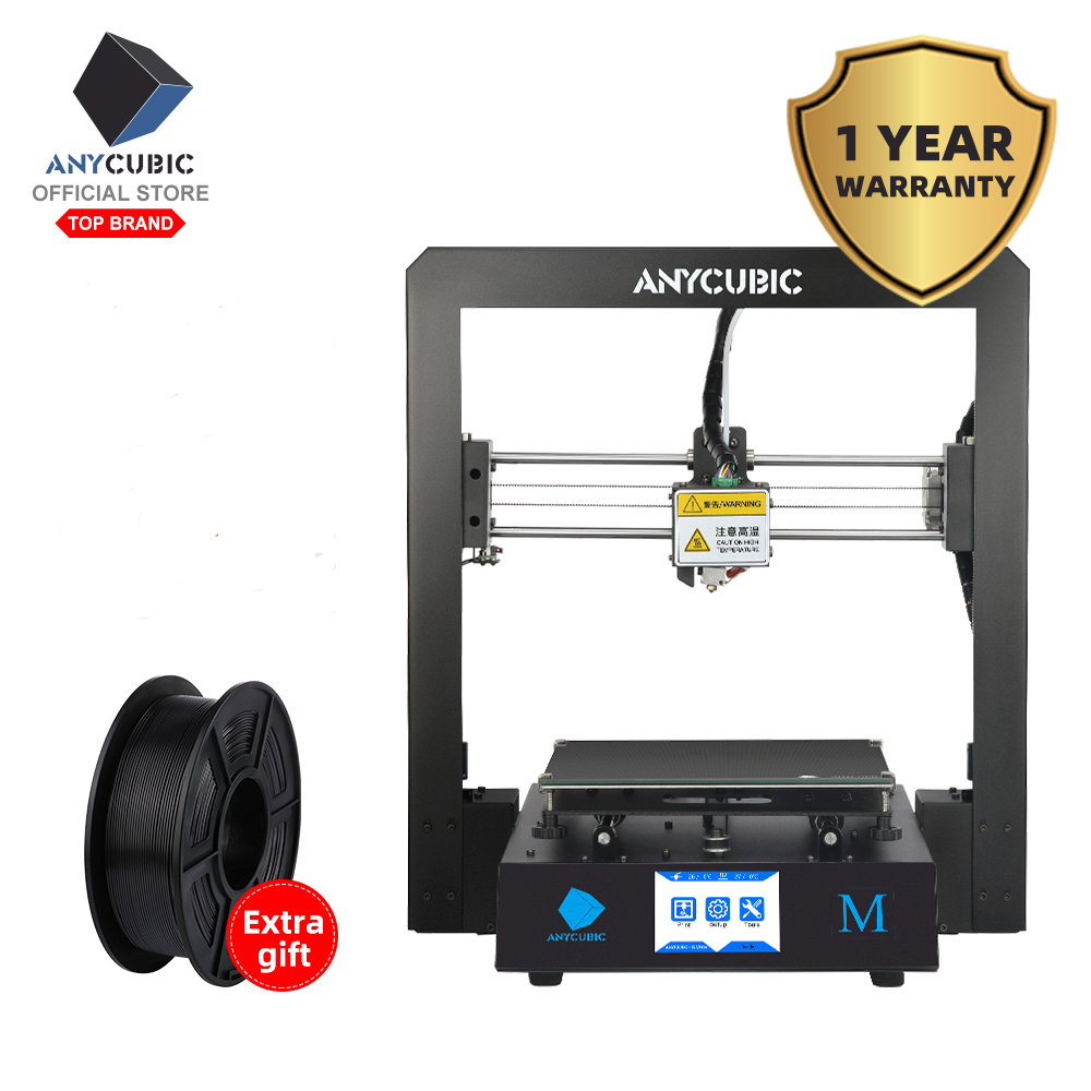 ANYCUBIC I3 Mega 3D Printer Full Metal Impresora 3d-printer TFT Touch Screen  High Precision 3D Drucker Impressora