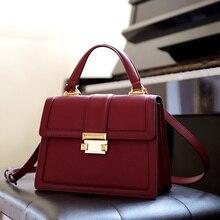 LA FESTIN 2020 nuove borse di lusso borsa di cuoio di modo qualità del messaggero della spalla delle signore di sacchetto di tote bolsa feminina
