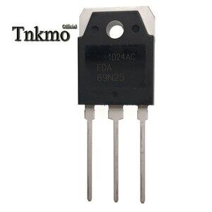 Image 3 - MOSFET de potencia n ch, 10 Uds., FDA59N25, FDA59N30, FDA69N25, TO 3P, FDA70N20, TO3P, 59A, 250V/300V