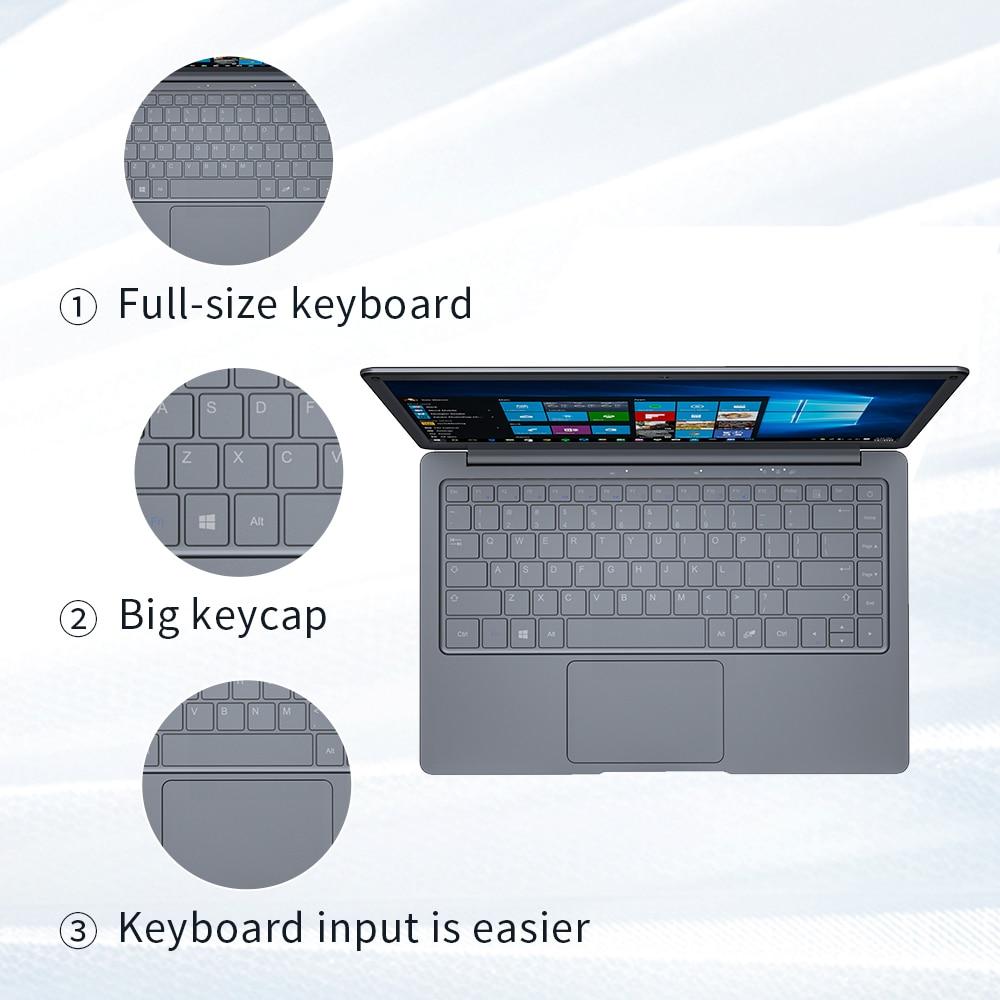 NEW  Jumper EZbook X3  Notebook  6GB 64GB 13.3 inch 1920*1080 IPS Screen Intel N3350 Ultra Slim  laptop Win10  2.4G/5G WiFi-5
