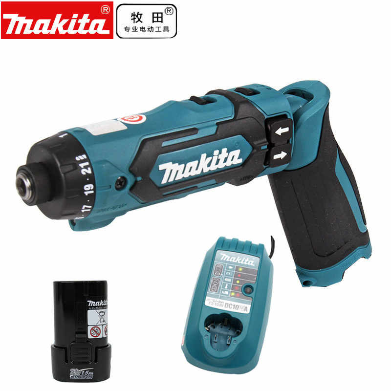 Makita DF012DZ DF012DSE Cordless Pen Type Impact Driver 7.2V BL0715 Blu Body Only