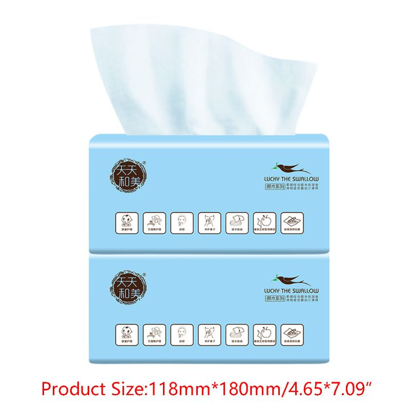 Smooth Soft Professional Series Premium 3-Ply Toilet Paper Kitchen Toilet 10pcs