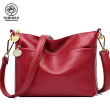 Women Handbags Tote-Bag Crossbody-Bags Designer Luxury PU for Ribbon