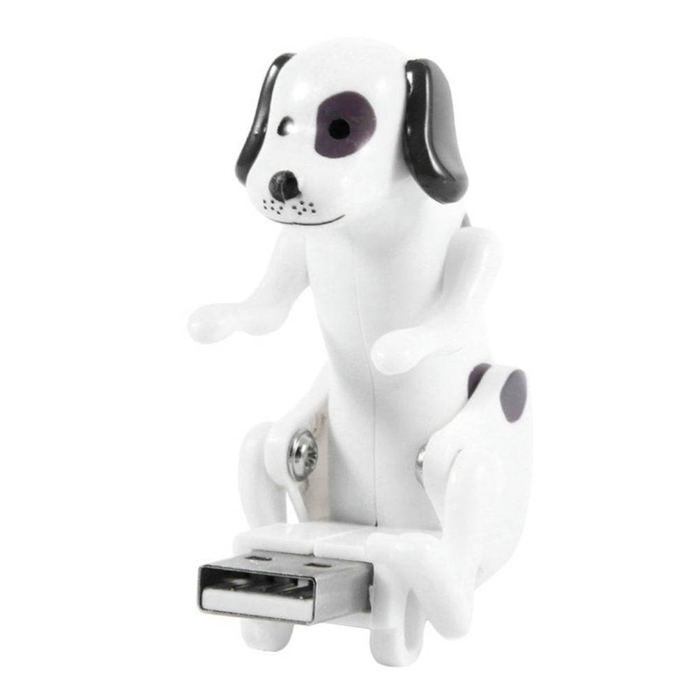 High Quality Funny Cute Pet USB Humping Spot Dog USB Dongle Christmas Gifts Office Tool