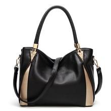 Fashion Handbag Women's Shoulder Bag Large Capacity Bags For Girls Messenger Bag Female Tote Bags Leather Simple Top-handle все цены